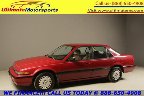 1988 Honda Accord for sale in Houston, TX