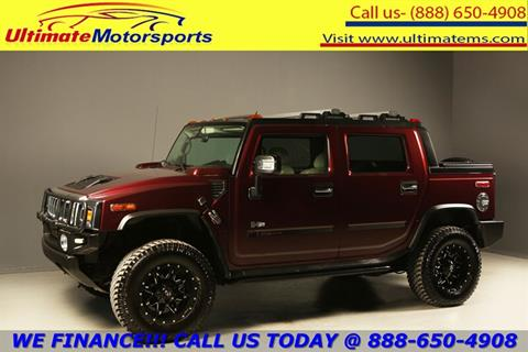 2007 HUMMER H2 SUT for sale in Houston, TX