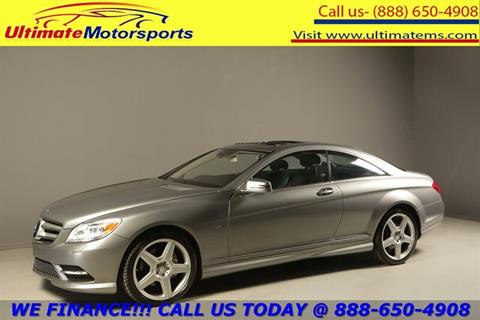2012 Mercedes-Benz CL-Class for sale in Houston, TX