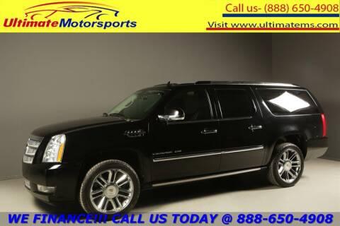 2012 Cadillac Escalade For Sale >> 2012 Cadillac Escalade Esv For Sale In Houston Tx