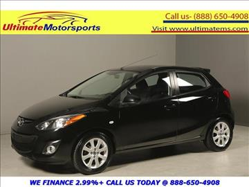 2013 Mazda MAZDA2 for sale in Houston, TX