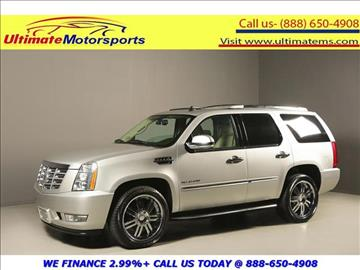 2010 Cadillac Escalade for sale in Houston, TX