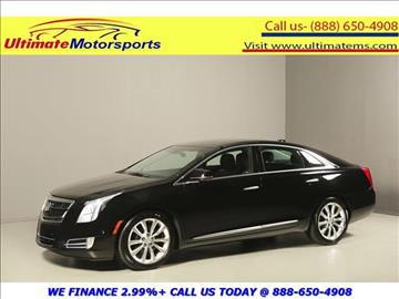 2016 Cadillac XTS for sale in Houston, TX