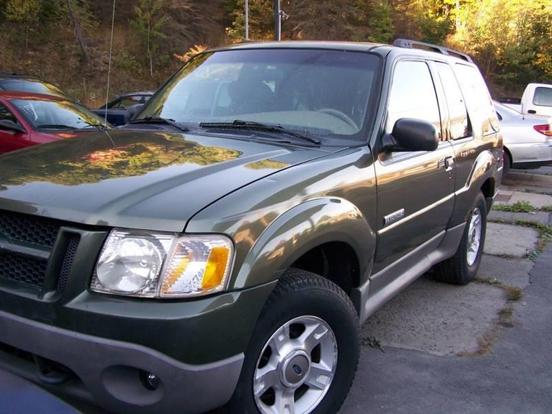 2001 Ford Explorer Sport 4WD 2dr SUV - Mayfield PA
