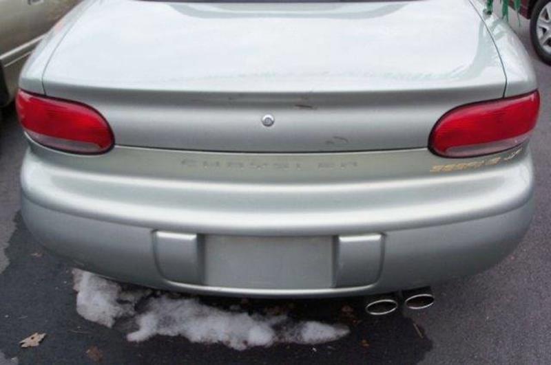1999 Chrysler Sebring JXi 2dr Convertible - Mayfield PA