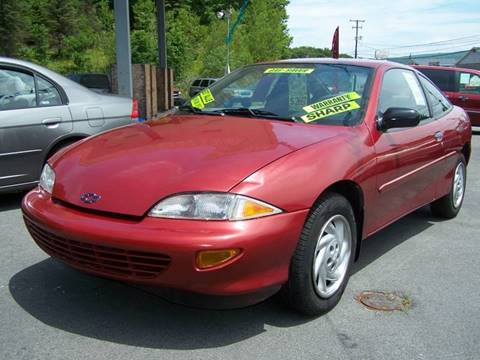 1999 Chevrolet Cavalier For Sale In Mayfield PA