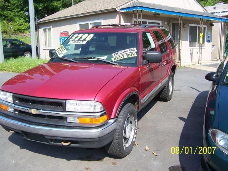 2000 Chevrolet Blazer 4dr LT 4WD SUV - Mayfield PA
