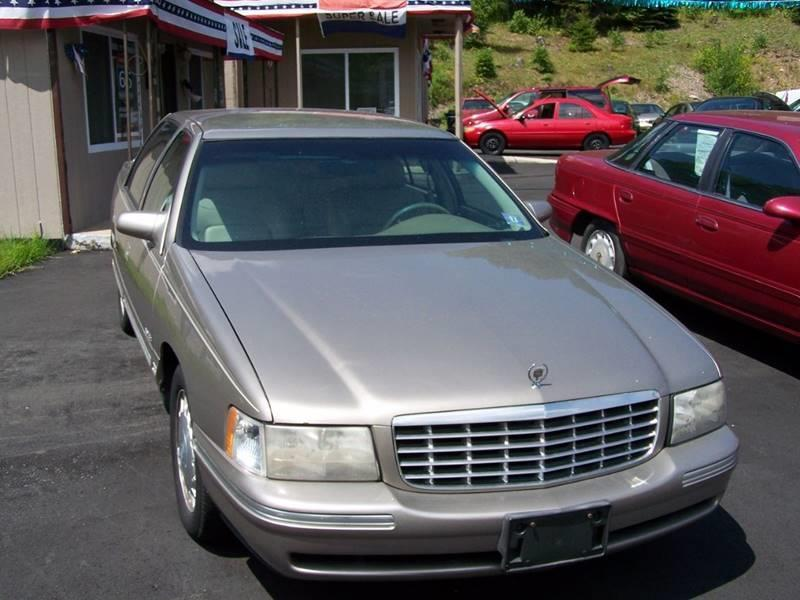 1999 Cadillac DeVille 4dr Sedan - Mayfield PA