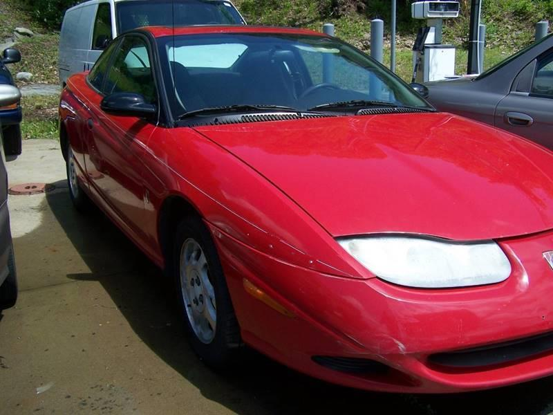 2001 Saturn S-Series SC2 3dr Coupe - Mayfield PA