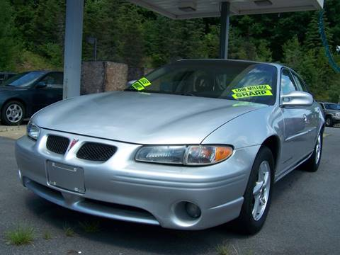 2003 Pontiac Grand Prix for sale in Mayfield, PA
