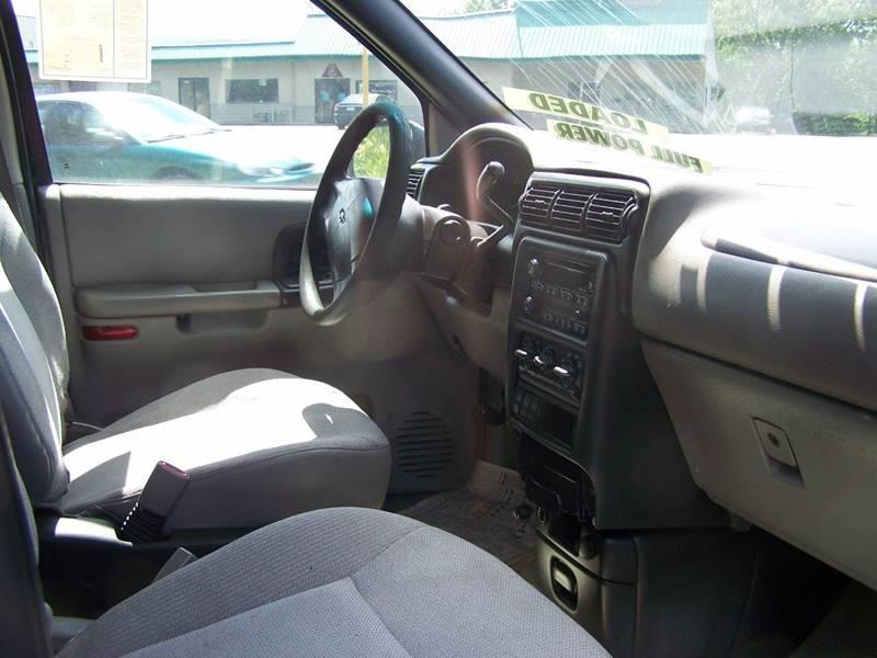 2002 Chevrolet Venture LS 4dr Extended Mini-Van - Mayfield PA