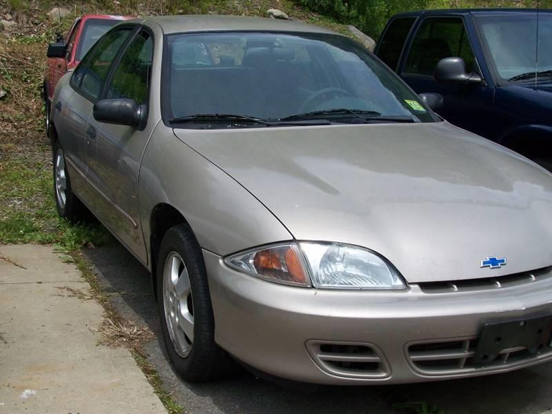 2001 Chevrolet Cavalier LS 4dr Sedan - Mayfield PA