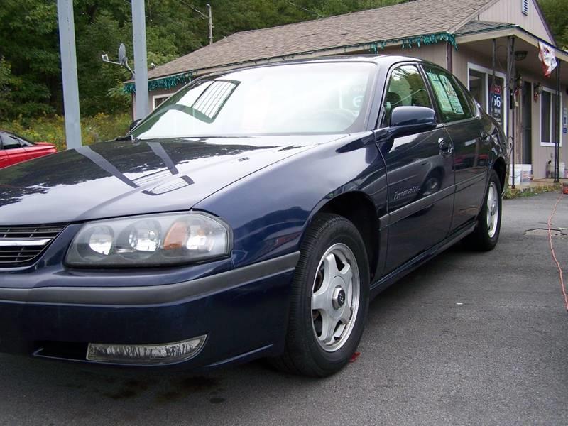 2000 Chevrolet Impala LS 4dr Sedan - Mayfield PA