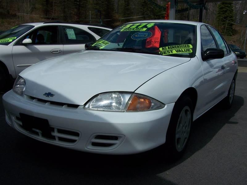 2000 Chevrolet Cavalier 4dr Sedan - Mayfield PA