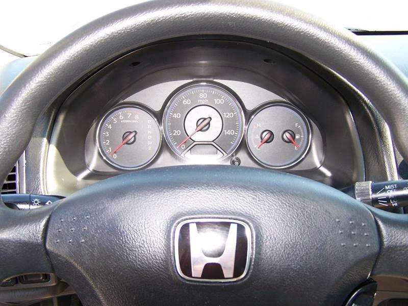2004 Honda Civic EX 4dr Sedan - Mayfield PA