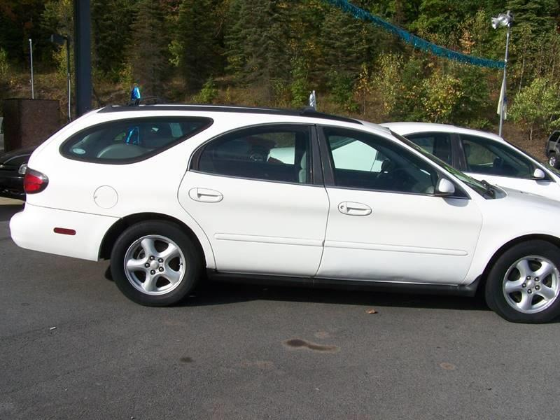 2002 Ford Taurus SE 4dr Wagon - Mayfield PA