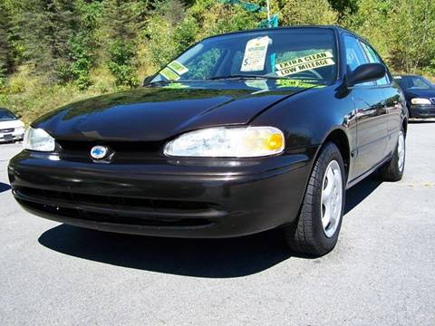 2000 Chevrolet Prizm for sale in Mayfield, PA