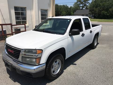 2008 GMC Canyon for sale in Thomasville, GA