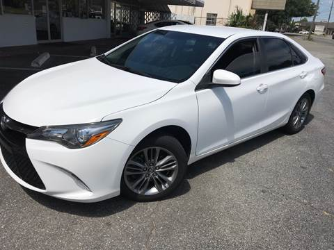 2016 Toyota Camry for sale in Thomasville, GA