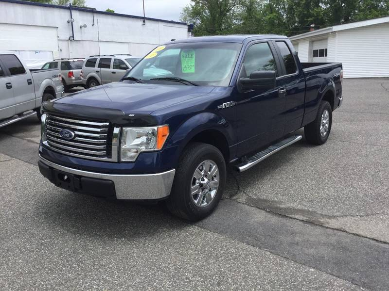 2010 Ford F-150 4x4 FX4 4dr SuperCab Styleside 6.5 ft. SB - New Milford CT
