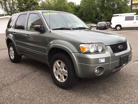 2006 Ford Escape for sale in New Milford, CT