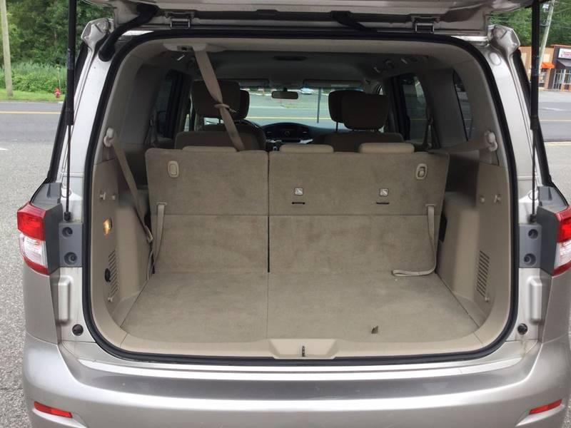 2012 Nissan Quest 3.5 S 4dr Mini-Van - New Milford CT