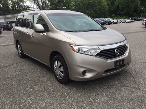 2012 Nissan Quest for sale in New Milford, CT