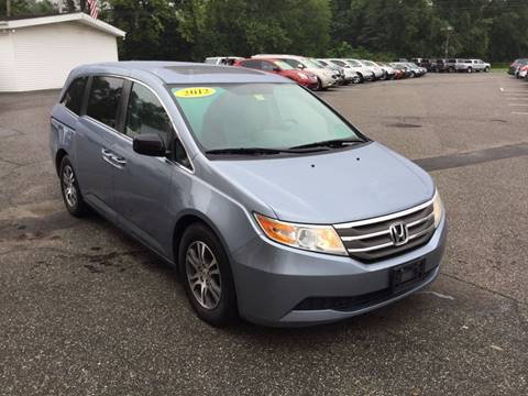 2012 Honda Odyssey for sale in New Milford, CT