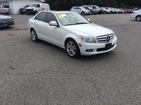 2009 Mercedes-Benz C-Class for sale in New Milford, CT