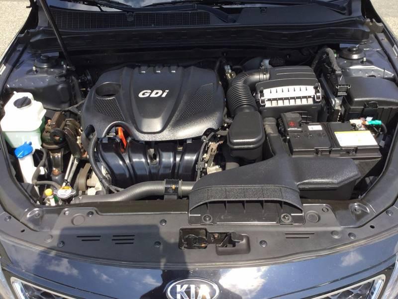 2014 Kia Optima LX 4dr Sedan - New Milford CT