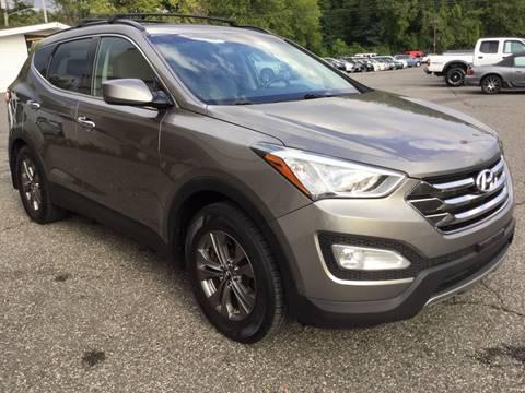 2013 Hyundai Santa Fe Sport for sale in New Milford, CT