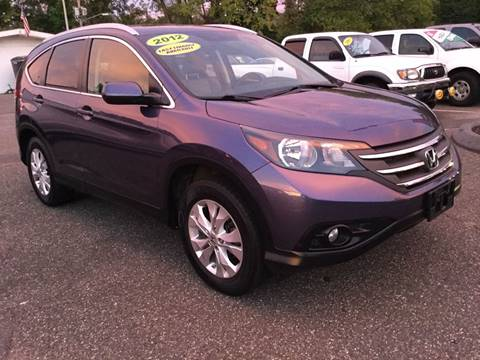 2012 Honda CR-V for sale in New Milford, CT