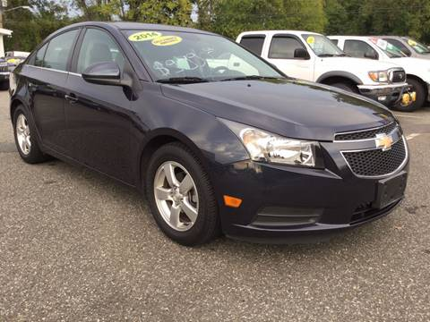 2014 Chevrolet Cruze for sale in New Milford, CT