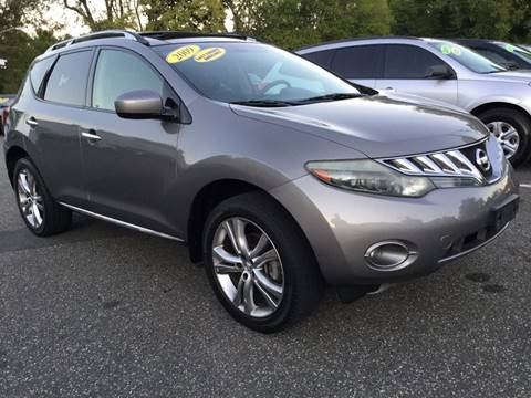 2009 Nissan Murano for sale in New Milford, CT