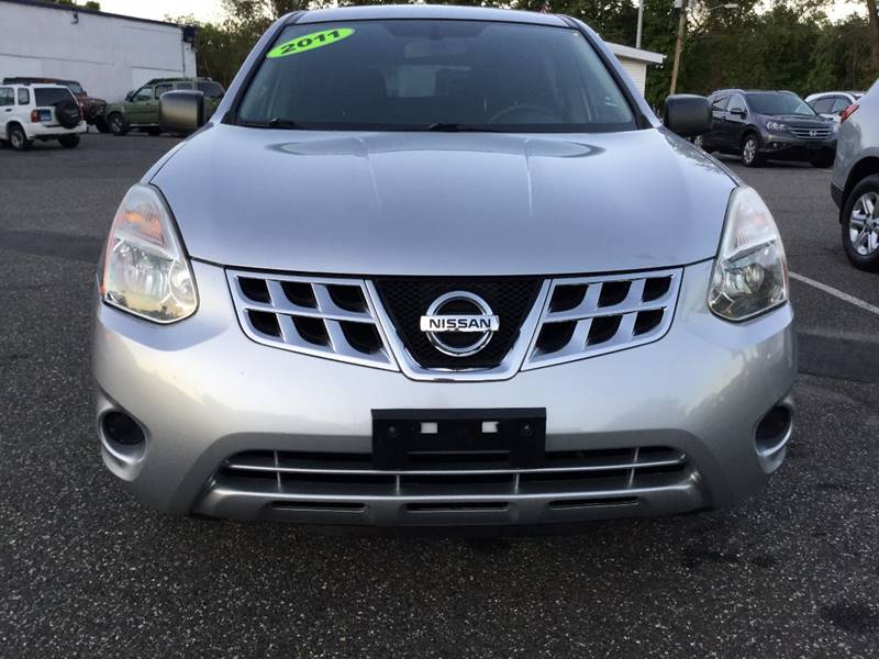 2011 Nissan Rogue AWD S 4dr Crossover In New Milford CT  Alves