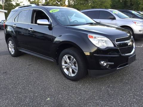 2011 Chevrolet Equinox for sale in New Milford, CT