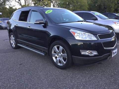 2011 Chevrolet Traverse for sale in New Milford, CT