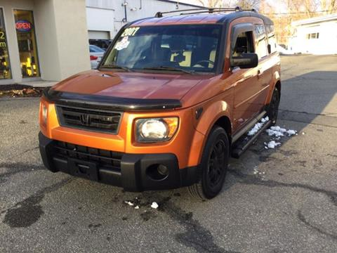 2007 Honda Element for sale in New Milford, CT