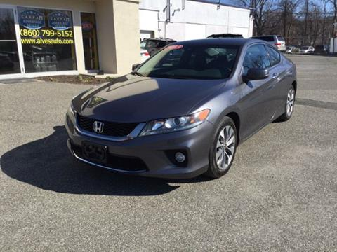 2013 Honda Accord for sale in New Milford, CT