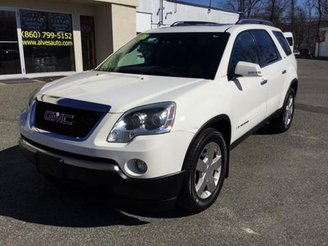 2008 GMC Acadia for sale in New Milford, CT