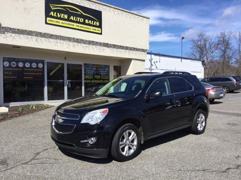 2013 Chevrolet Equinox for sale in New Milford, CT