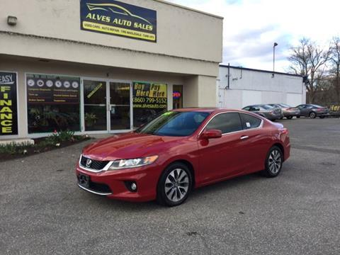 2014 Honda Accord for sale in New Milford, CT
