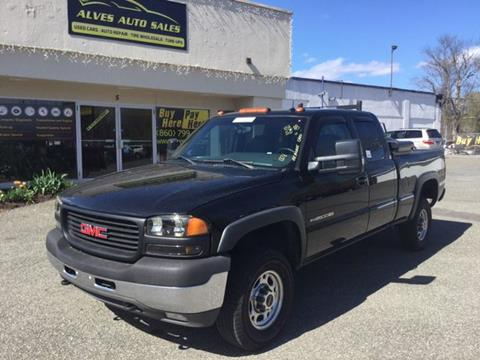 2002 GMC Sierra 2500HD for sale in New Milford, CT