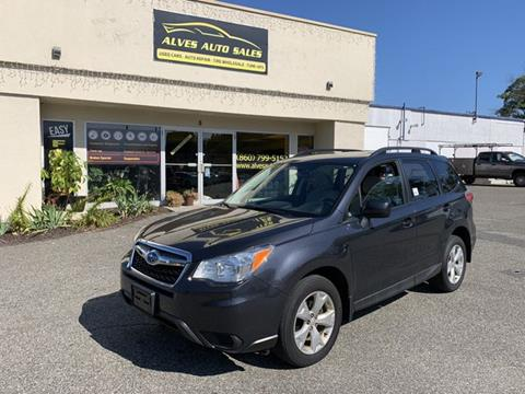 2014 Subaru Forester for sale in New Milford, CT