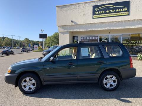 2003 Subaru Forester for sale in New Milford, CT