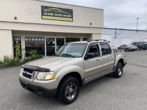 2004 Ford Explorer Sport Trac for sale at Alves Auto Sales in New Milford CT