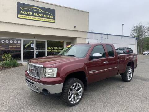 2013 GMC Sierra 1500 SLE for sale at Alves Auto Sales in New Milford CT