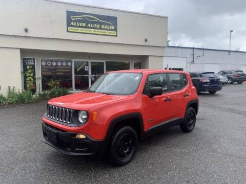 2015 Jeep Renegade Sport for sale at Alves Auto Sales in New Milford CT
