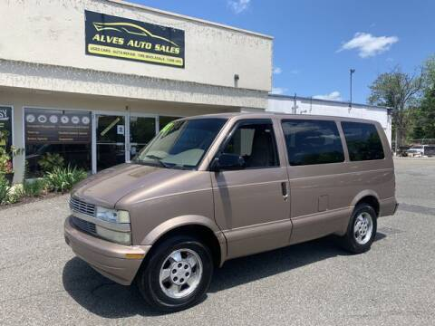 2003 Chevrolet Astro for sale at Alves Auto Sales in New Milford CT