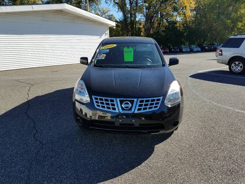 2010 Nissan Rogue AWD S 4dr Crossover - New Milford CT